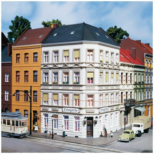 Auhagen HO 11398 Hjørne by ejendom Schmidtstraße 25