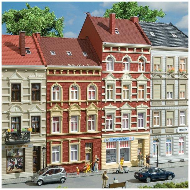 Auhagen HO 11417 By ejendom Schmidtstraße Nr. 27/29