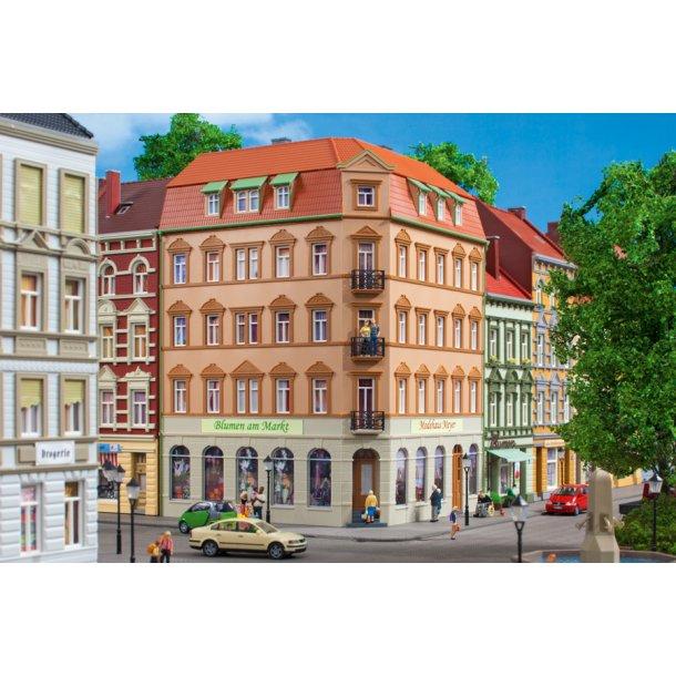 Auhagen HO 11447 hjørne by ejendom Schmidtstraße 10