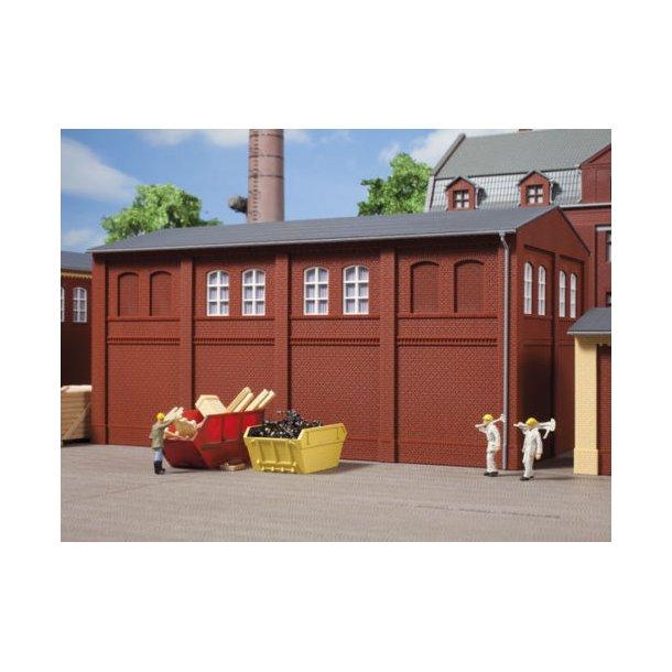 Auhagen HO 80522 røde vægge