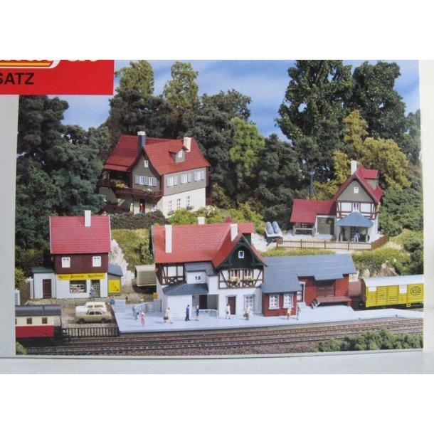Auhagen TT 15303 landsby Spielhausen