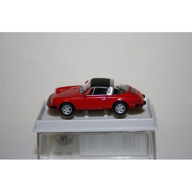 Brekina HO 16352 Porsche 911 Targa G-Reite TD