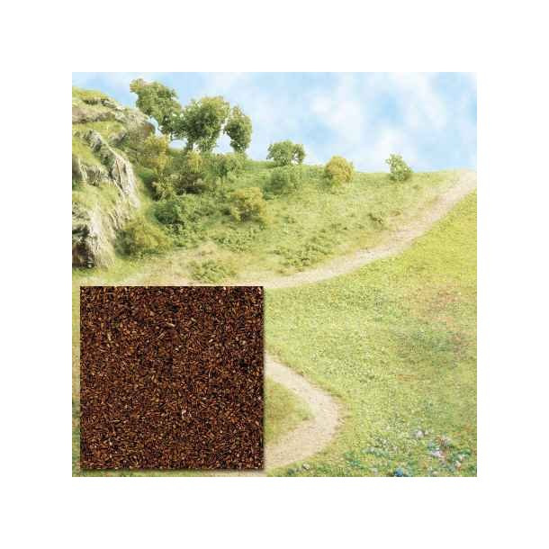Busch 7308 Bunddække drys (brun)