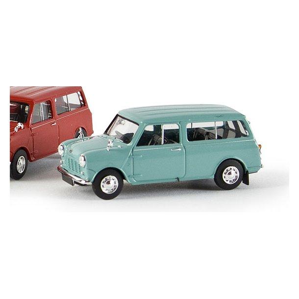 Brekina HO 15302  Austin Mini Countryman