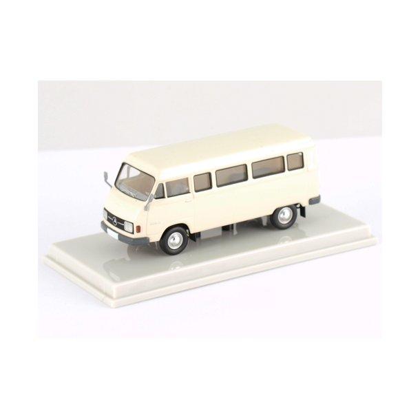 Brekina HO 13251  Mercedes Benz L 206 D kassevogn hvid Fra Starmada