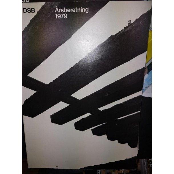 1979 DSB årsberetning 1979