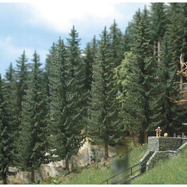 Busch HO 6132 fyr træer 2 stk. 7 cm. Høj