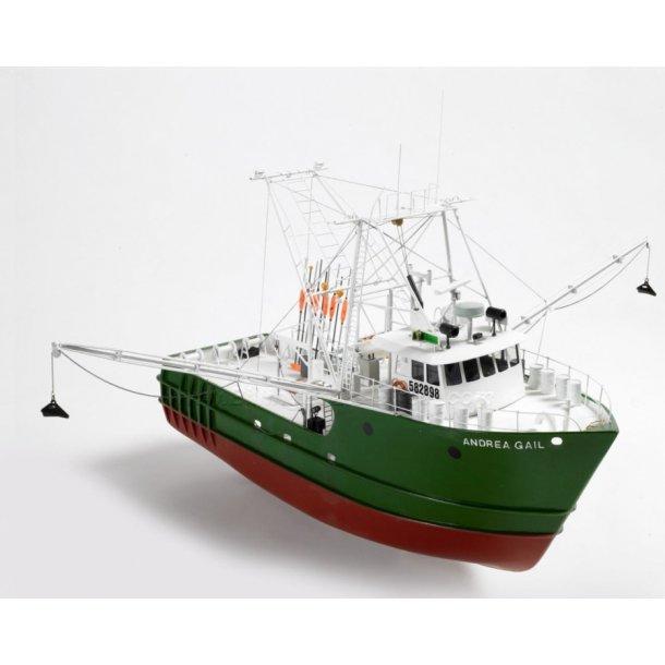 Billing Boats 608 Andrea Gail fiskerfartøj