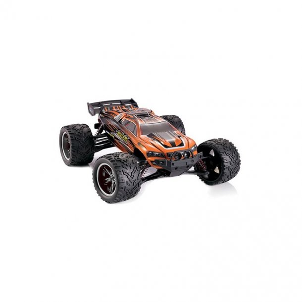 Blackzon 534691 Super Power Racer orange