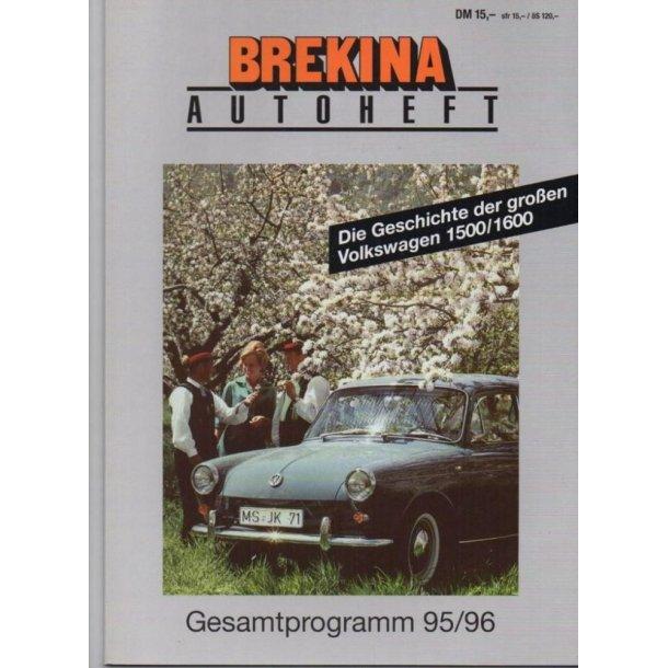 Brekina 95/96 autoheft brugt i ny stand