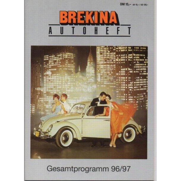 Brekina 96/97 autoheft brugt i ny stand