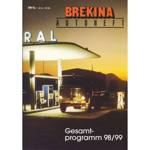 Brekina 98/99 autoheft brugt i ny stand