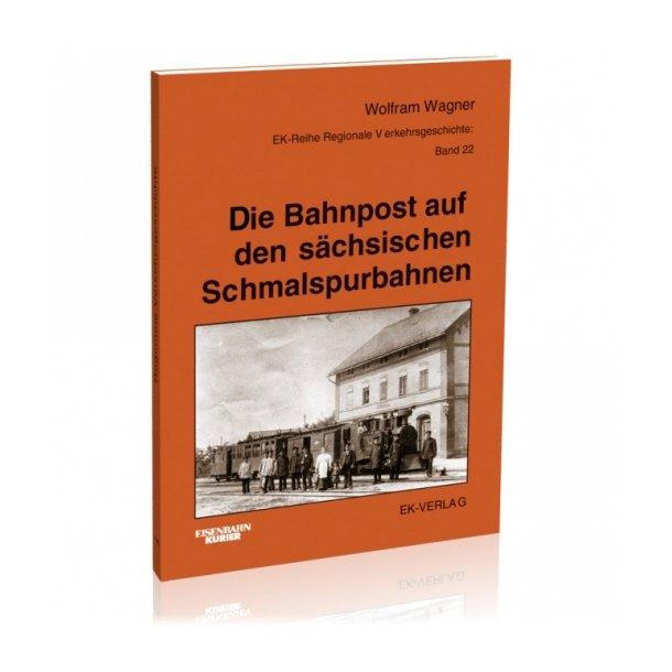 436 Die Bahnpost auf den sächsischen Schmalspurbah