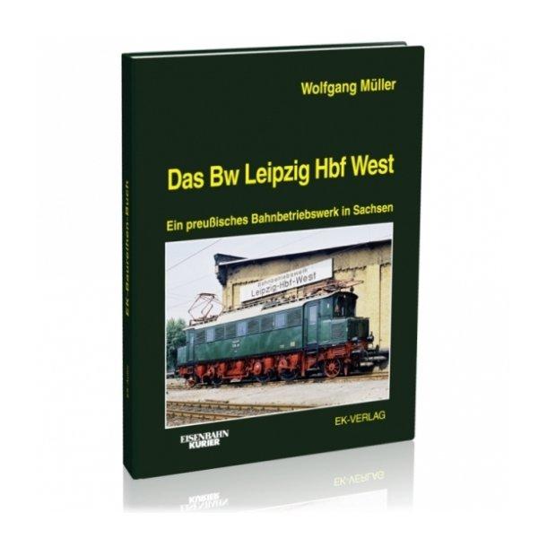 723 Das Bw Leipzig Hbf West