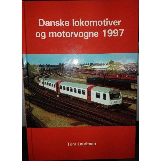 1997 Tom Lauritsen danske lokomotiver og motorvogn