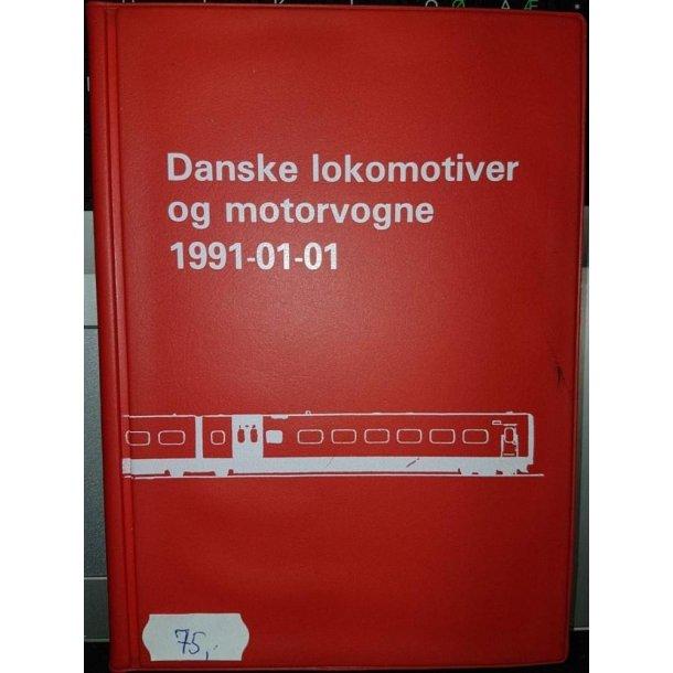 1991 Tim Lauritsen danske lokomotiver & motorvogne