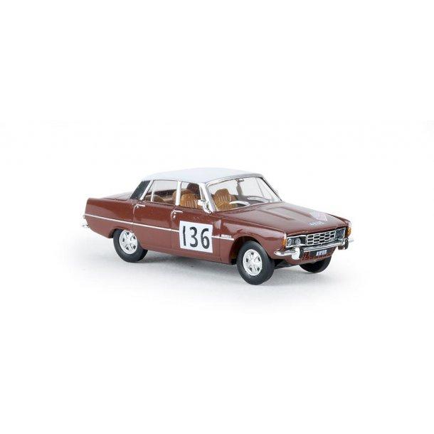 Brekina HO 15108 Rover P6 Rallye Monte Carlo 1965