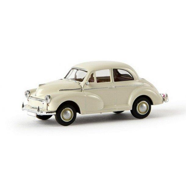 Brekina HO 15211 Morris Minor perlemor hvid