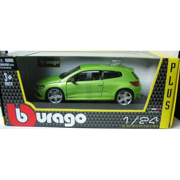 Burago 21060 Volkswagen - Scirocco R 2009 metal gr