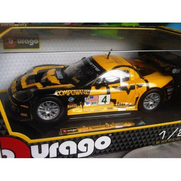 Burago 28003 Chevrolet Corvette C6R