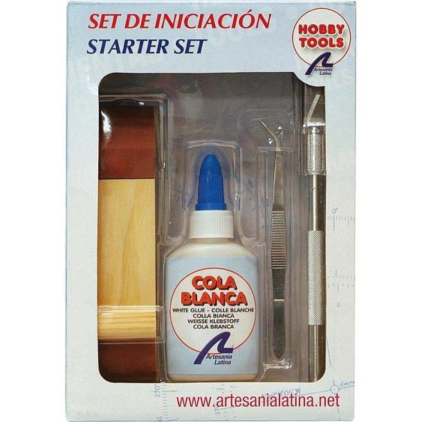 Artesania Latina 907005 start værktøj sæt