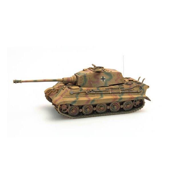 Artitec HO 387.19-CM Tiger II (Henschel) Zimm. Cam