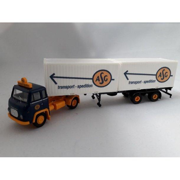 Brekina HO 9547 Scania Lb 76 ASG