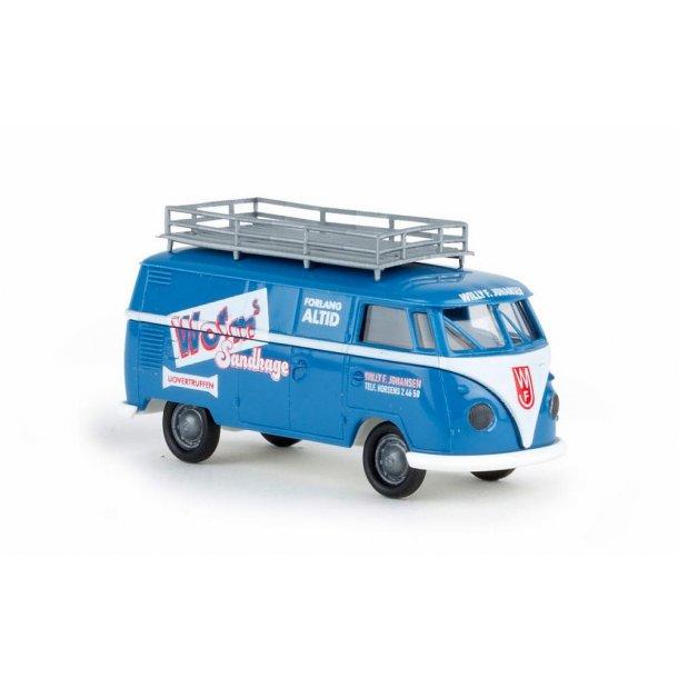 "Brekina HO 32701 VW varevogn T1b ""Worms Sandkage"""