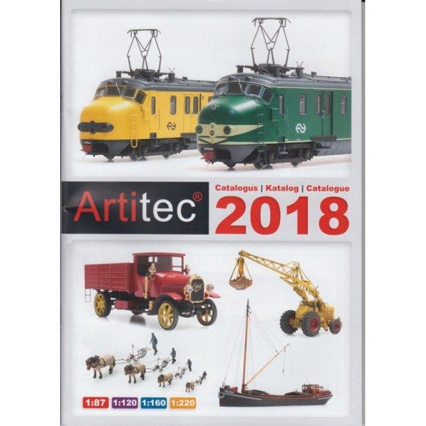 Artitec 012 Hoved katalog civil 2018