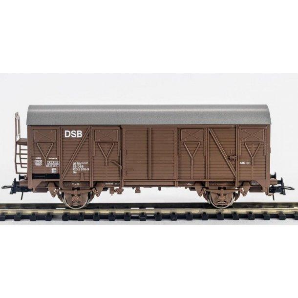 Roco HO 76896 DSB godsvogn type Gs