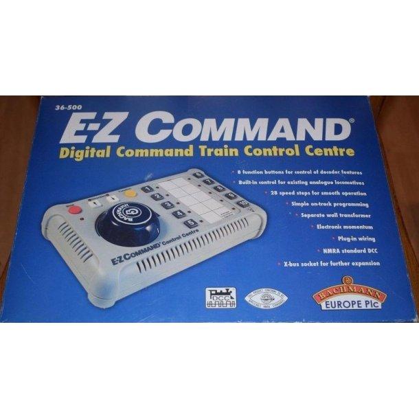 Bachmann 36-500 digital train system  e-z command