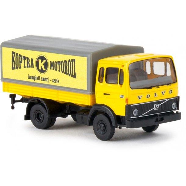 Brekina HO 34757 Volvo F 613 ''Koptra Motoroil''