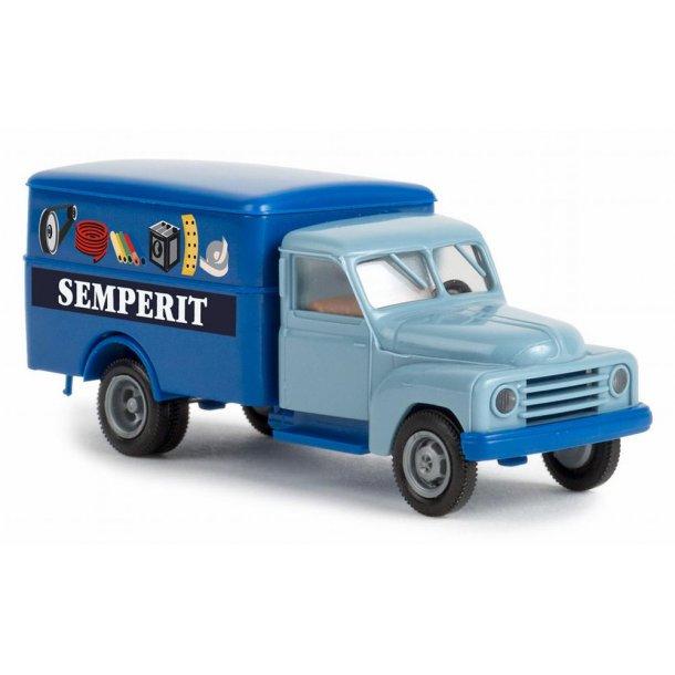 Brekina HO 37126 Hanomag L 28 ''Semperit''