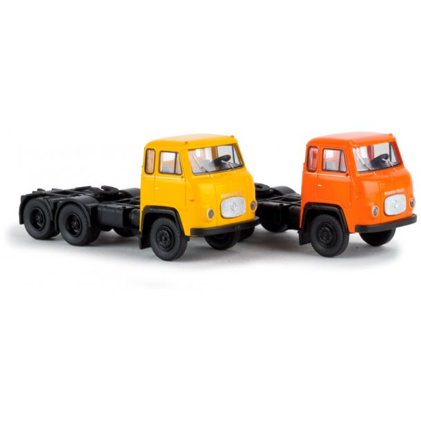 Brekina HO 85190 Scania LBS 76 sættevogn