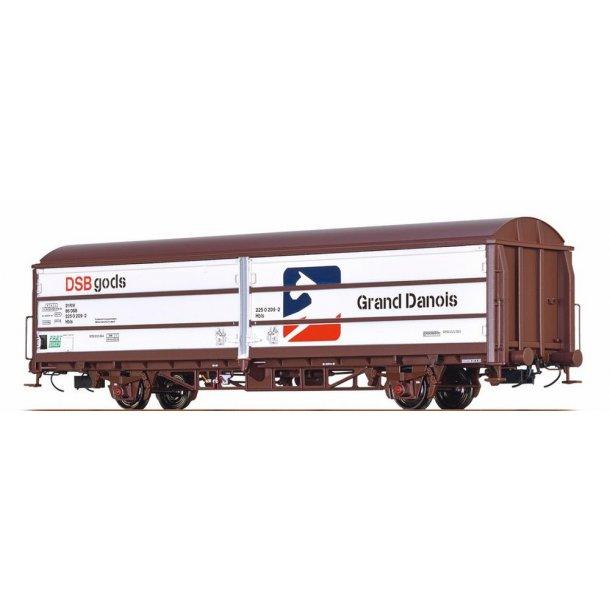Brawa HO 48979 DSB godsvogn Grand Danois Hbis
