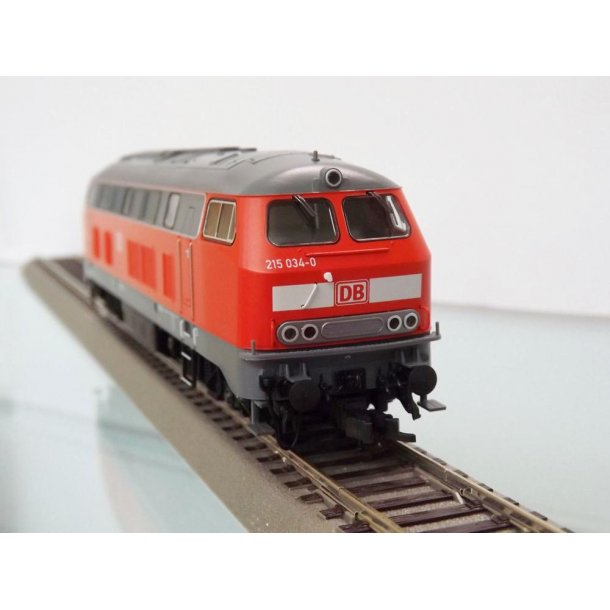 Fleischmann HO 424005 DB AG diesellok BR 215