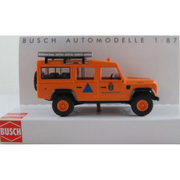 Busch HO 50364 Landrover Defender Beredskabscenter