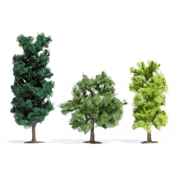 Busch HO 6941 løvfældende træer 3 stk.