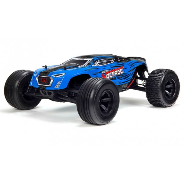 Arrma AR102664 FAZON Voltage 2WD Monster Truck RTR