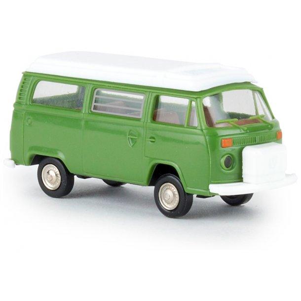 Brekina HO 33139 VW camper T2 grøn