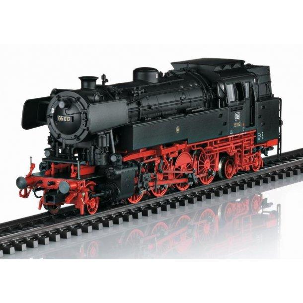 Märklin 39650 DB damplok BR 65 med damplyd og røg