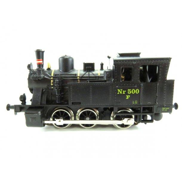 Märklin 3029 DSB damplok F 500 til analog drift