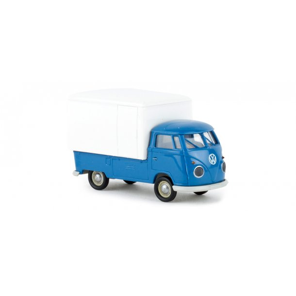 Brekina HO 32451 VW T1b med overdækning blå Nyhed 2019