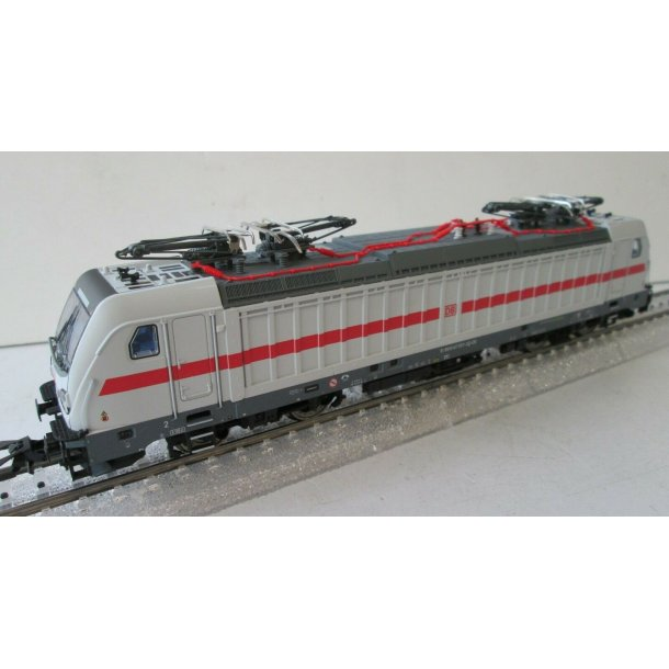MHI model Märklin 36638 DB IC E-Lok BR 147.5 med MFX og motorlyd