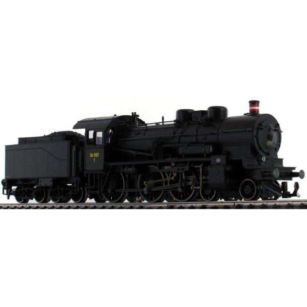 Märklin 37026 DSB damplok Litra T 297