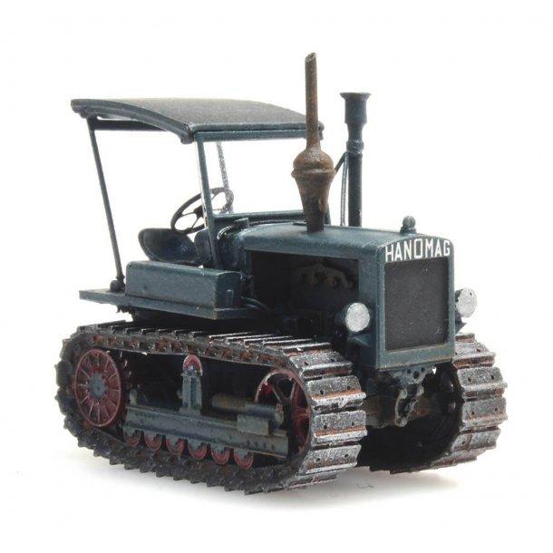 Artitec HO 387.400 Hanomag K50 krybe traktor færdig model