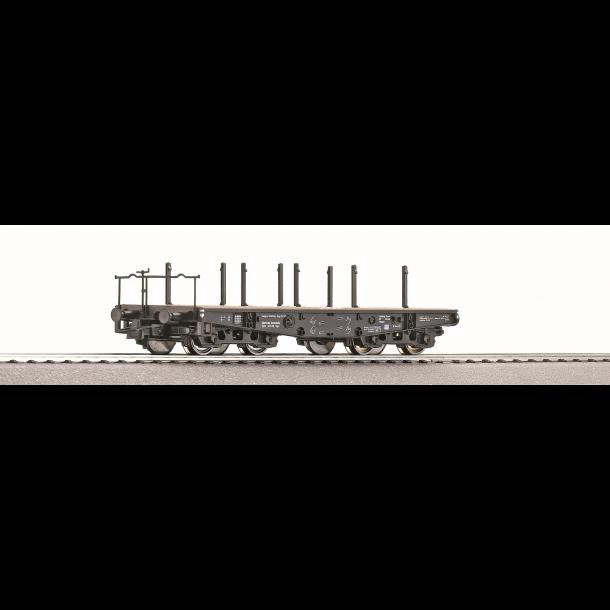 """Roco HO 46385 DRG sværgodsvogn med støtter Bauart SSy """"Köln"""""""