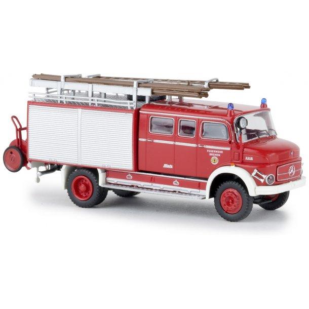 Brekina HO 47132 Mercedes Benz brandbil LAF 1113 LF 16