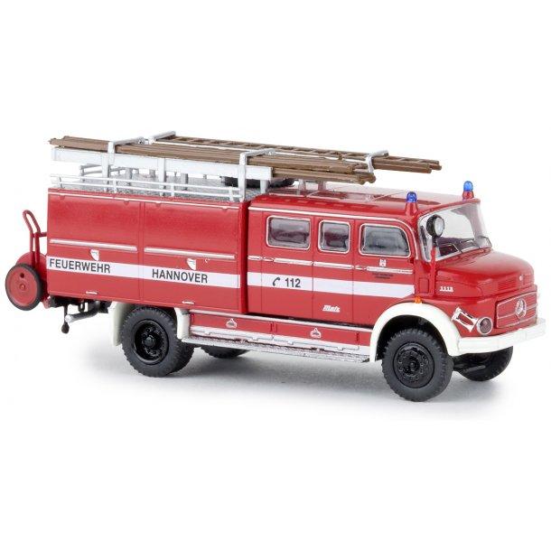 Brekina HO 47135 Mercedes Bennz LAF 1113 LF 16 Feuerwehr Hannover