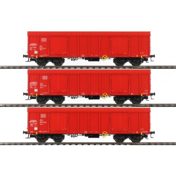 Brawa HO 48504 DB AG åben godsvognsæt